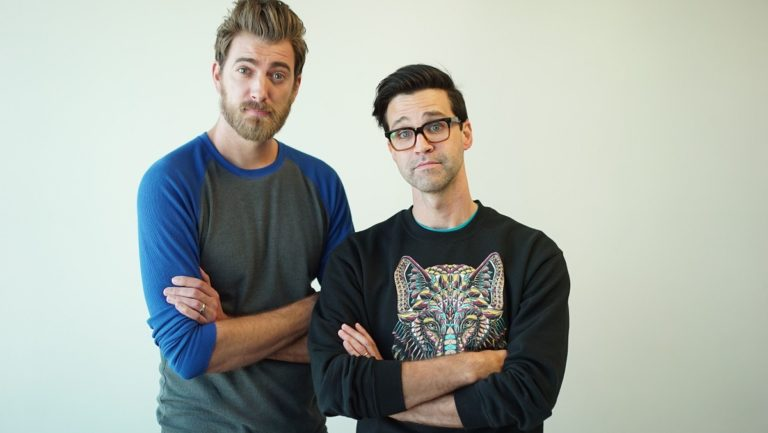 Rhett and Link - fans now get YouTube Red - Image courtesy of USA Today
