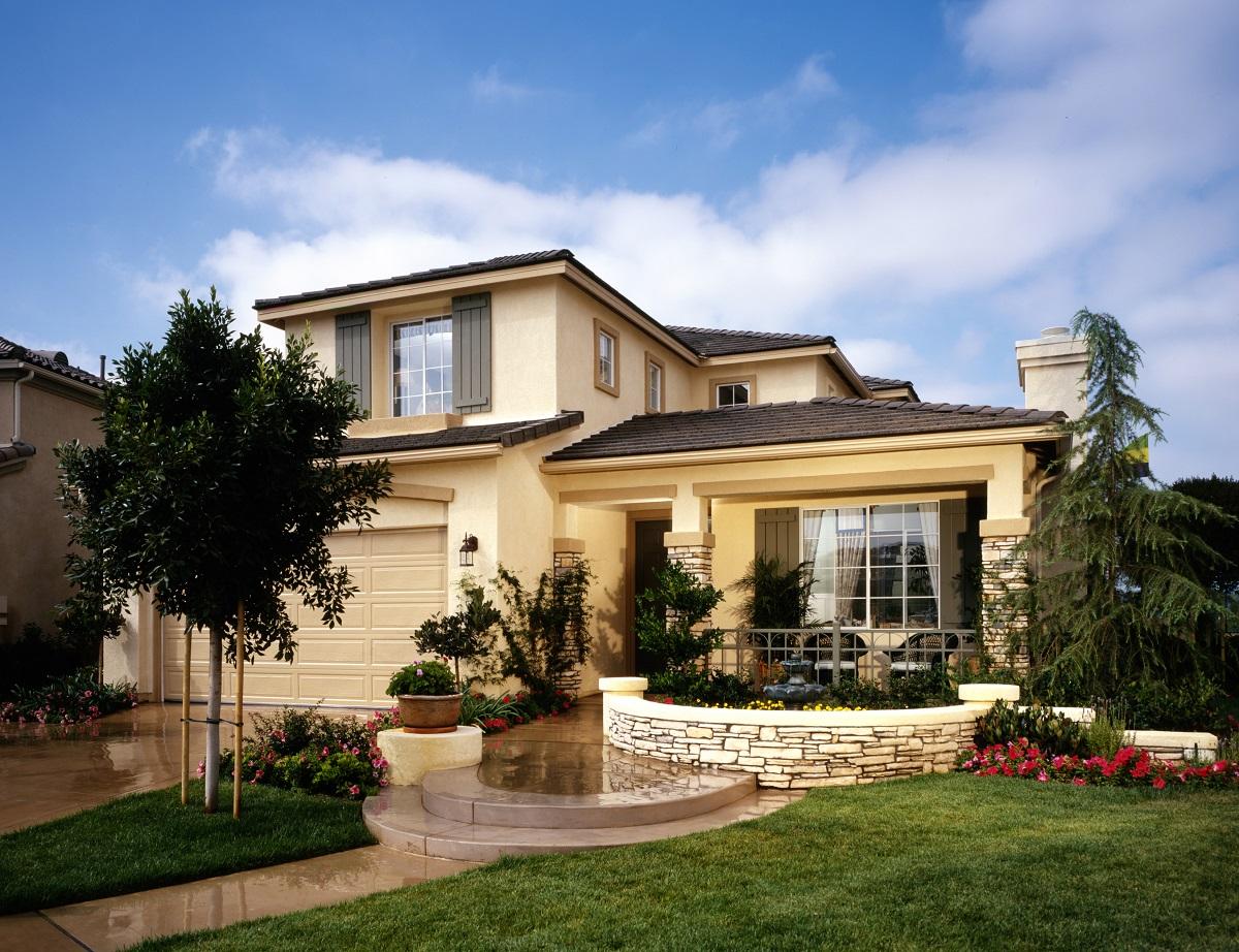 simple elegant home